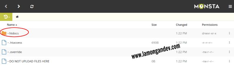 klik-htdocs-Cara-membuat-website-desa-gratis-menggunakan-Opensid-lamongandev.com