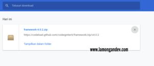 download-codeigniter-doneTutorial-install-codeigniter-untuk-pemula-lamongandev.com