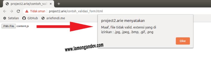 filter-extensi-file-Javascript-Keperluan-validasi-form-lamongandev.com